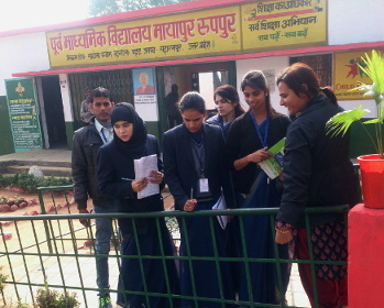 Visit to Government School