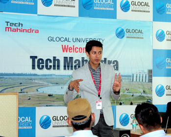 Tech Mahindra Collaborates with Glocal University