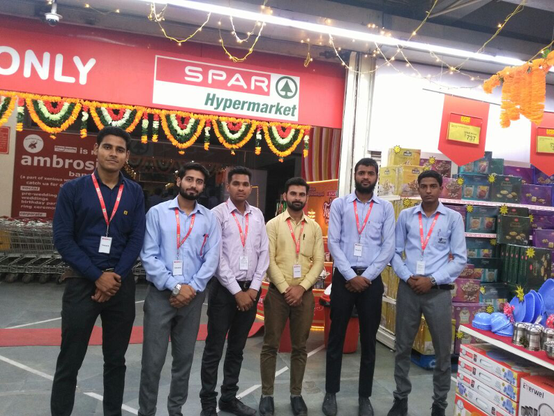 Spar Hypermarkets India Pvt