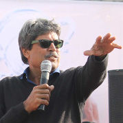 Haryana Hurricane Kapil Dev promises to support Glocal Sports Complex