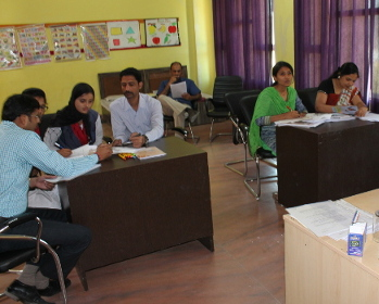 Workshop on Different Aspects of Teaching and Learning