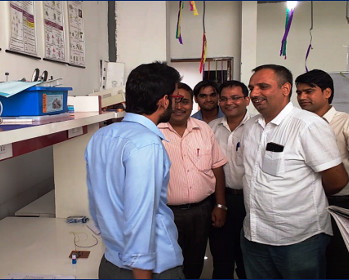 Electronics Project Exhibition