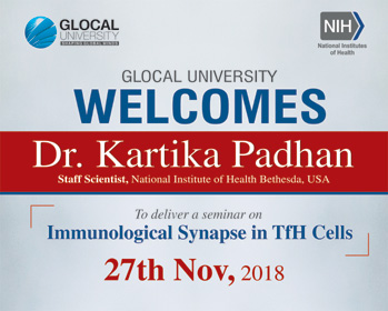Dr. Kartik Padhan is a Staff Scientist at NIH, USA