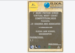 Online Virtual Moot Competition