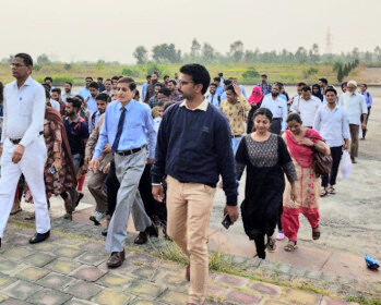 Glocal University has Organised Run For Unity