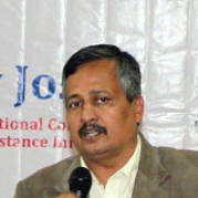 Mr. Sanjay Joshi, National Convener Cinema of Resistance